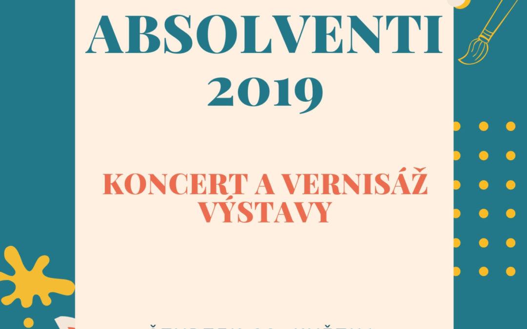 Absolventský koncert